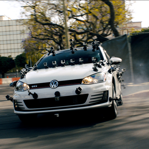 "VW ""Turbocharge The Everyday"""